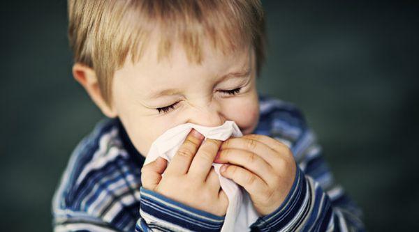 У ребенка постоянно зеленые сопли что делать комаровский