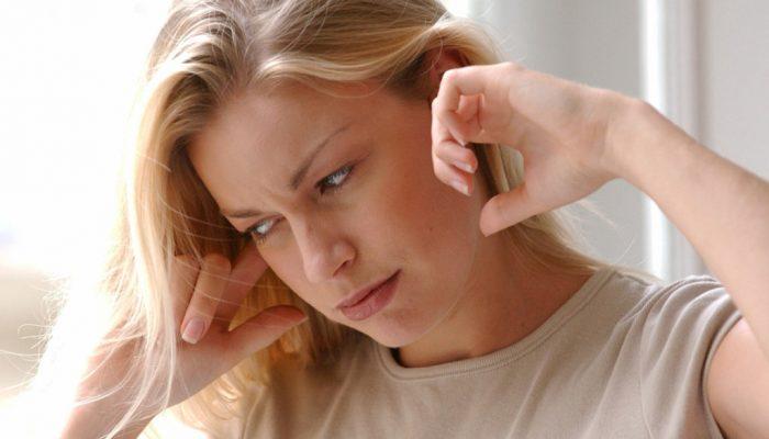 Почему после тренировки закладывает уши