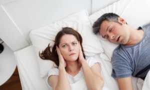 Что делать, если храпит муж?