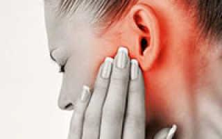 Чем и как лечить воспаление среднего уха?