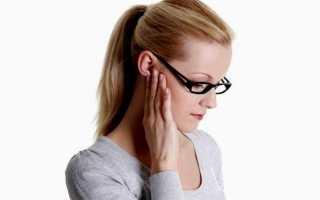 Как лечить шишку за ухом и на мочке?