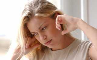 Почему шумит в ушах и кружится голова?