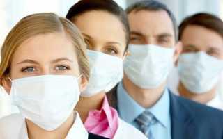 Меры предосторожности для гриппа