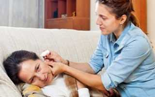 Как лечить воспаление уха народными средствами?