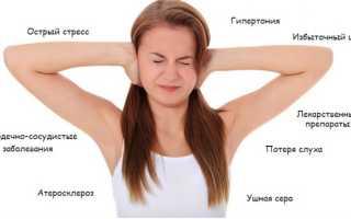 Что делать когда появились боль и шум в ухе?