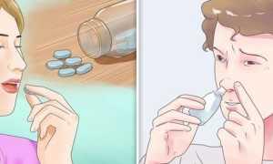 Как проявляется и чем лечится полипозный риносинусит