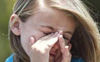 Почему печет в носу при дыхании