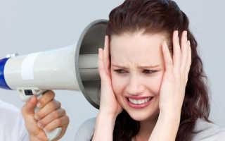 Как лечить шум в ушах при ВСД?