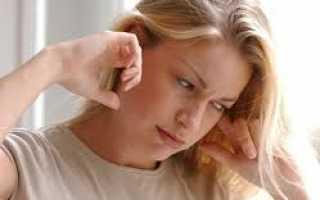 Что делать если забилось ухо?
