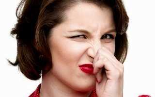 Причины появления трещин в носу