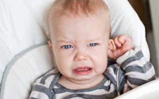 Как выглядит лечение ушей при отите у ребенка?