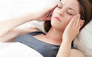 Как устранить шум в ушах и голове?