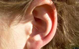 Рак ушей