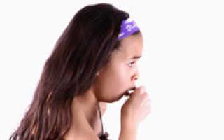 Как лечить затяжной кашель у ребенка?