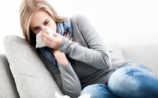Частый насморк у взрослого причины