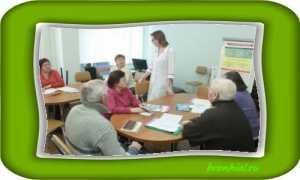 Школа здоровья при бронхиальной астме, план занятий